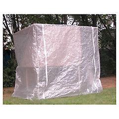Cobertor para sillón 175x113x170 cm transparente