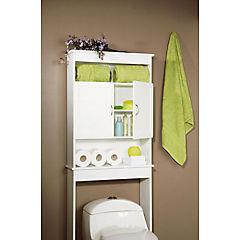 Mueble sobre WC 166x62x20 cm Blanco