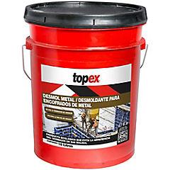 Tineta 16 litros Desmoldante Topex Desmol metal