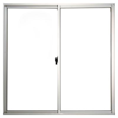 100x100 cm ventana aluminio mate for Ventanas de aluminio ofertas precio