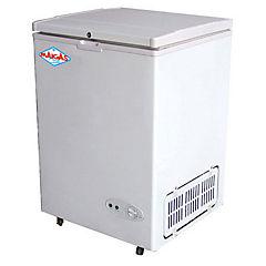 Congelador doble acción tapa dura 100 litros BD100G