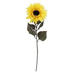 Flor Girasol Amarillo 84 cm
