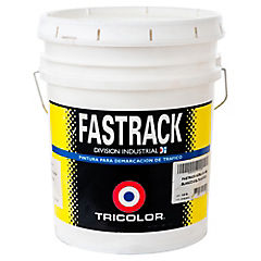 Fastrack  blanca 5 galones