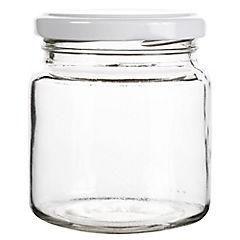 Frasco conservero 250 ml con tapa