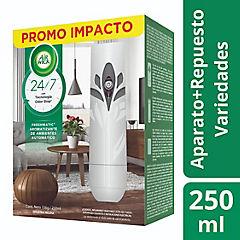Aromatizante automático con recarga 250 ml