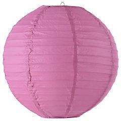 Pantalla globo papel 30cm