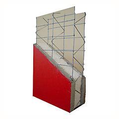 122x244x7.6 cm Panel Covintec Master