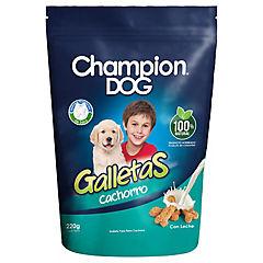 Galletas para perro cachorros 220 gramos