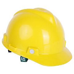 Casco de seguridad V-Gard amarillo