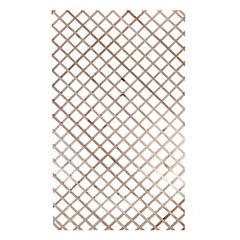 Treillage diagonal sin marco 200x120 cm