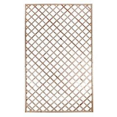 Treillage madera con marco 2 mt x 60 cm