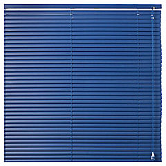 Persiana PVC 160X165 cm azul