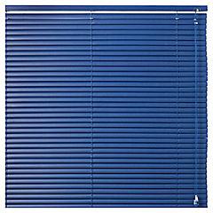 Persiana PVC 80x165 cm azul