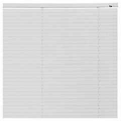 Persiana PVC 120x165 cm blanco