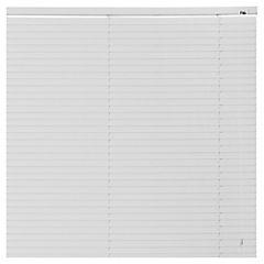 Persiana PVC 160x165 cm blanco
