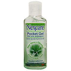 Pocket gel aloe 60 ml.