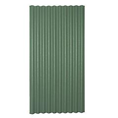 Placas Onduline clasic verde, 2000 x1850 x950 x3mm