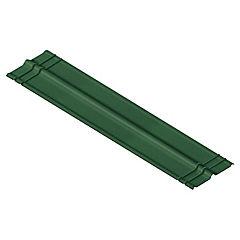 Cumbrera Onduline verde, 2000 x1850 x520 x3mm