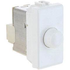 Módulo dimmer para carga resistiva 40 a 600 W Blanco