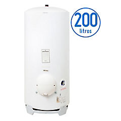 Termo eléctrico pie 200 litros mn