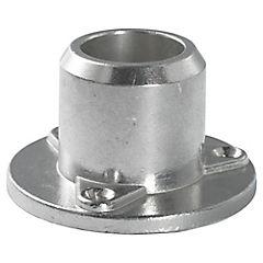 Base para fijación de tubo