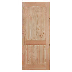 Puerta Trancura pino oregón 210x85x4,5 cm