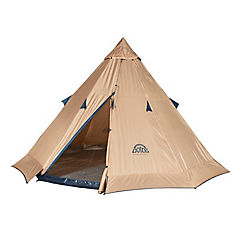 Carpa Indian oxtagon 4 personas