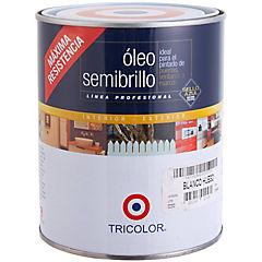 Óleo Profesional Semibrillo 1/4 galón Blanco Hueso