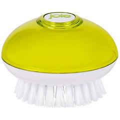 Escobilla limpiadora para verduras verde