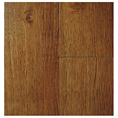 Piso Laminado 10 mm Roble Brillante 1.56 m2
