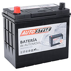 Batería para automóvil 45 A 12 V Izquierdo positivo