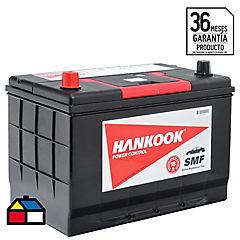 Batería de automóvil 90 A 12 V Izquierdo positivo