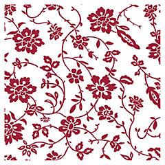 Papel vinilizado Flor 30-2