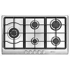 Cocina encimera a gas 5 quemadores AT Professional 90