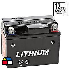 Batería para motocicleta 12 V 4 A