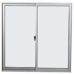 Ventana Aluminio 121x100 cm