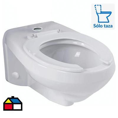 Wc quadrato plus blanco for Estanque wc plastico