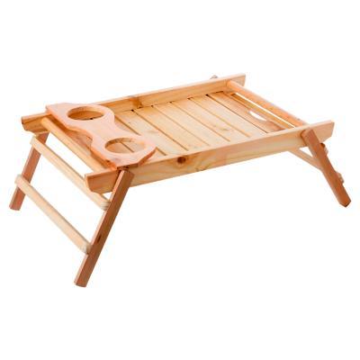 Bandeja madera cama con patas - Patas para camas ...