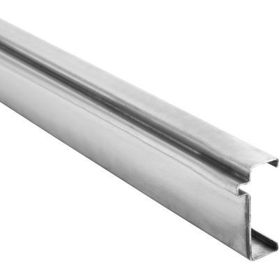 Perfil para marco simple 70x35x1 5 for Perfiles de hierro galvanizado precio