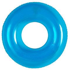 Flotador inflable plástico rojo
