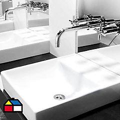 Vanitorio 16,5x41x45 cm Blanco