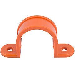 Abrazadera 40 mm PVC