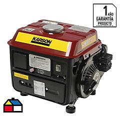 Generador 720 W Motor Bencinero