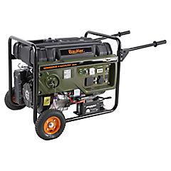 Generador 5200 W Motor Bencinero