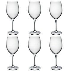 Set 6 copas Chardonnay Premium
