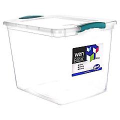 Caja wenbox  28  litros 42 x 32 x 31cm