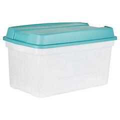 Caja organizadora 167 litros 86x51x48 cm verde