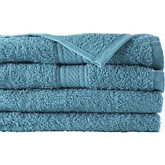Juego de toallas de baño y mano 360 gr 2 unidades Turquesa