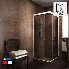Shower Max Esq 85x180 Incoloro