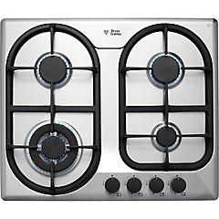Cocina encimera gas 4 quemadores PRIME GT4-FF GL